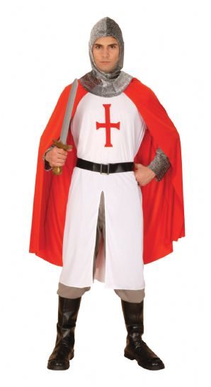 St George Knight England Fancy Dress Costume